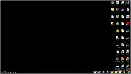 מקש Windows+ D - גישה לשולחן העבודה
