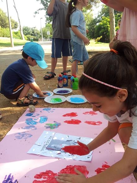 משחקי צבע לילדים