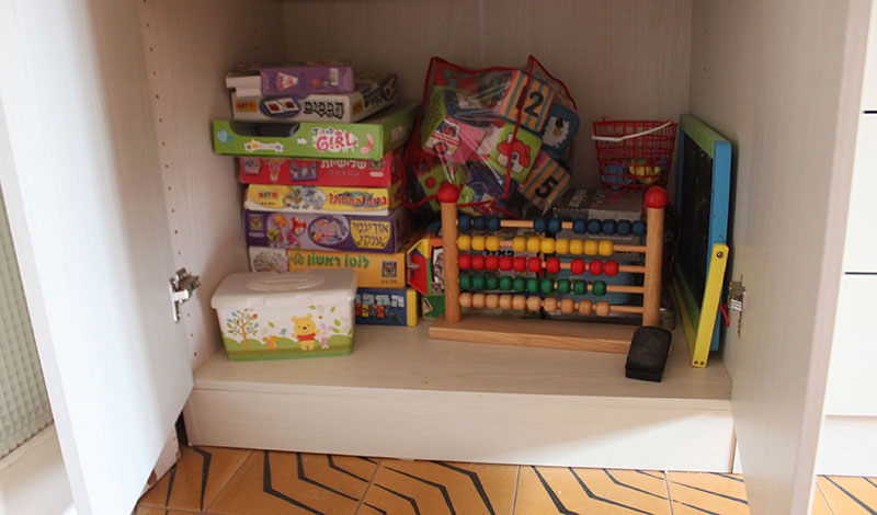 ארון צעצועים